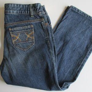 Old Navy Maternity Capri Jeans Size XS